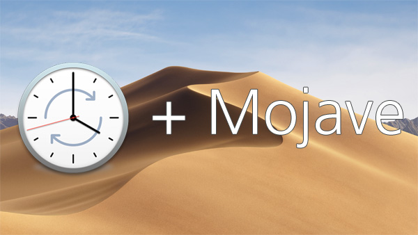 Granting Full Disk Access to ChronoSync in Mojave