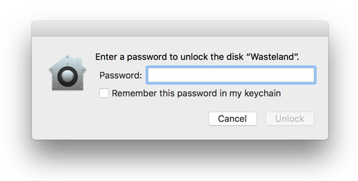 It is recommended NOT to enable 'Remember password in my keychain.'