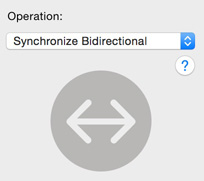 Sync Bidirectionally