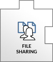 Share files and folders between iPhones & iPads